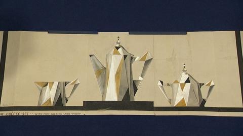 Antiques Roadshow -- S21 Ep6: Appraisal: 1927 Erik Magnussen Original Drawing