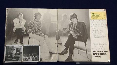 Antiques Roadshow -- S21 Ep6: Appraisal: Rolling Stones Ticket & Photographs