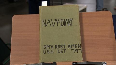 Antiques Roadshow -- S21 Ep6: Appraisal: World War II U.S. Serviceman's Collectio