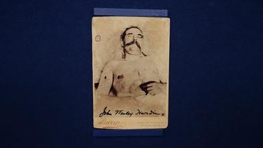 Appraisal: John Wesley Hardin Collection, ca. 1880