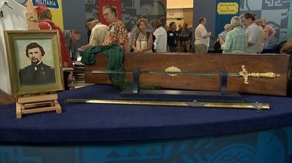 Antiques Roadshow -- Appraisal: Civil War Union Medical Officer's Sword