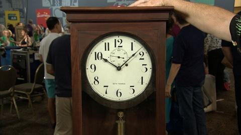 Antiques Roadshow -- S21 Ep7: Appraisal: Seth Thomas Clock, ca. 1925