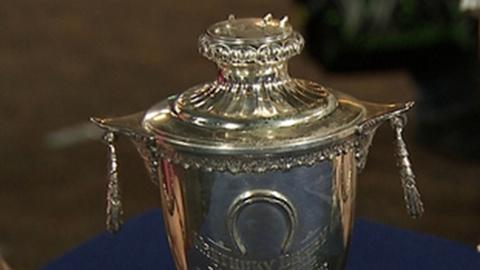 Antiques Roadshow -- S21 Ep7: Appraisal: 1955 Willie Shoemaker Kentucky Derby Tro