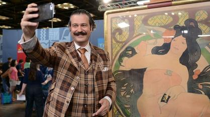 Antiques Roadshow -- Bonus: Nicho's Checkered Past