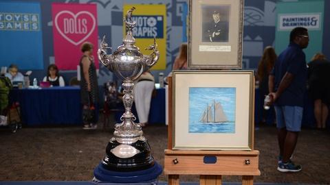 Antiques Roadshow -- S21 Ep8: Appraisal: 1930 Transpacific Yacht Race Trophy