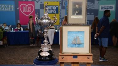 Appraisal: 1930 Transpacific Yacht Race Trophy