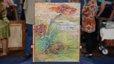 Appraisal: Tiffany Studios Mosaic Panel, ca. 1905