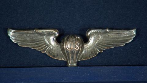 Antiques Roadshow -- S21 Ep8: Appraisal: Military Aeronaut Wing, ca. 1920