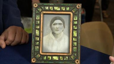 Appraisal: Tiffany Picture Frame, ca. 1925