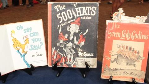 Antiques Roadshow -- S21: Web Appraisal: Dr. Seuss-signed First Edition Books