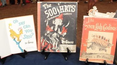 Web Appraisal: Dr. Seuss-signed First Edition Books