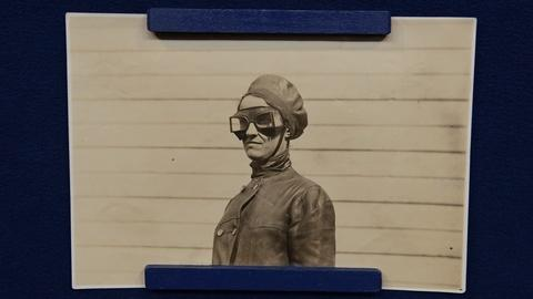 Antiques Roadshow -- Appraisal: Bessica Raiche Aviator Archive, ca. 1910