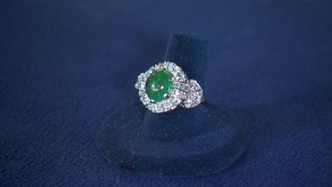 Antiques Roadshow -- S21 Ep9: Appraisal: Emerald & Diamond Ring, ca. 1935