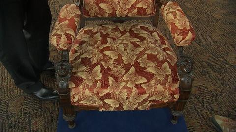 Antiques Roadshow -- Appraisal: Herter Brothers Arm Chair, ca. 1865