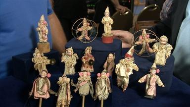 Appraisal: German Miniature Figure Collection, ca. 1905