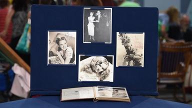 Appraisal: Hollywood Actress-signed Photographs, ca. 1942
