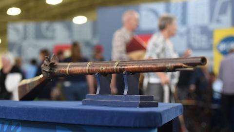 Antiques Roadshow -- S21 Ep10: Appraisal: 17th-Century Turkish Miquelet Gun