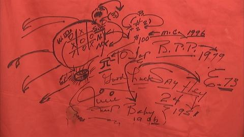 Antiques Roadshow -- S21 Ep10: Appraisal: 1996 Willie Mays-signed Tablecloth