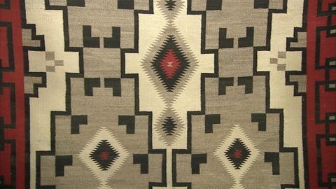 Antiques Roadshow -- S21 Ep10: Appraisal: Ganado-style Navajo Rug, ca. 1930