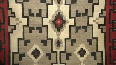 Appraisal: Ganado-style Navajo Rug, ca. 1930