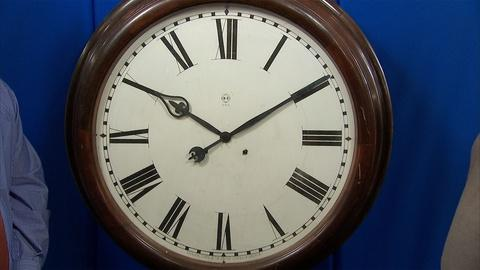 Antiques Roadshow -- S21 Ep10: Appraisal: Seth Thomas Gallery Clock, ca. 1910