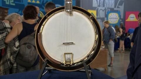 Antiques Roadshow -- S21 Ep10: Appraisal: Weymann Tenor Banjo, ca. 1925