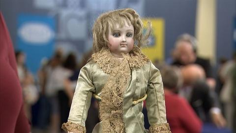 Antiques Roadshow -- S21 Ep10: Appraisal: French Doll, ca. 1875
