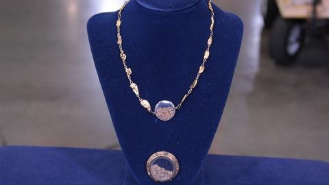 Antiques Roadshow -- S21: Web Appraisal: California Gold Rush Jewelry, ca. 1880
