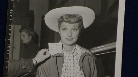 Antiques Roadshow -- S21 Ep11: Appraisal: Lucille Ball Continuity Photos, ca. 195