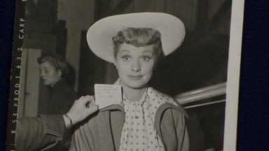 Appraisal: Lucille Ball Continuity Photos, ca. 1950