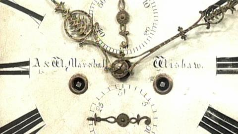 Antiques Roadshow -- S16 Ep23: Appraisal: Scottish Grandfather Clock, ca. 1838