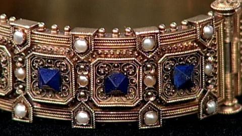 Antiques Roadshow -- S16 Ep23: Appraisal: Marchesini Bracelet, ca. 1870