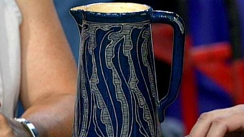 Antiques Roadshow -- S16 Ep24: Appraisal: Newcomb College Ceramic Pitcher, ca. 19