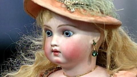 Antiques Roadshow -- S16 Ep24: Appraisal: Fashion Lady Doll and Greiner's Doll