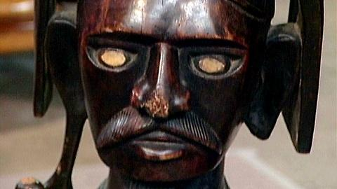 Antiques Roadshow -- S16 Ep24: Appraisal: Contemporary West African Figures