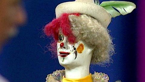 Antiques Roadshow -- S16 Ep24: Appraisal: French Automaton Doll, ca. 1900