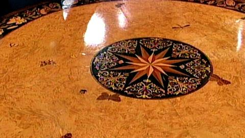 Antiques Roadshow -- S16 Ep24: Appraisal: English Marquetry Table, ca. 1880