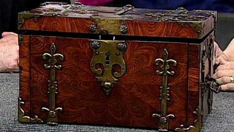 Antiques Roadshow -- S16 Ep25: Appraisal: 17th or 18th Century Strong Box