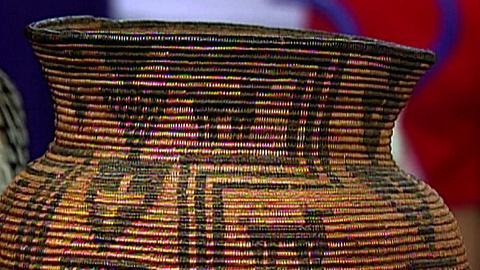 Antiques Roadshow -- S16 Ep25: Appraisal: Yavapai Apache Pictorial Basket