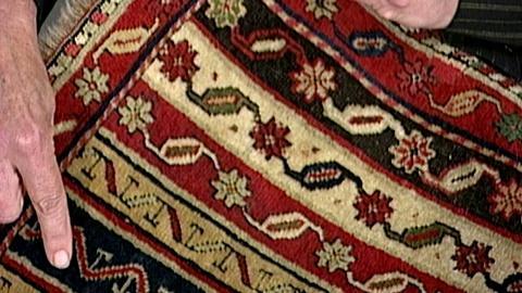 Antiques Roadshow -- S16 Ep25: Appraisal: Persian Rug, ca. 1900