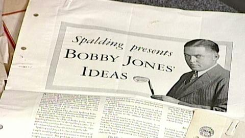 Antiques Roadshow -- S16 Ep25: Appraisal: Bobby Jones Documents