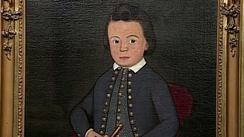 Antiques Roadshow -- S16 Ep25: Appraisal: Painting Attributed to William Matthew