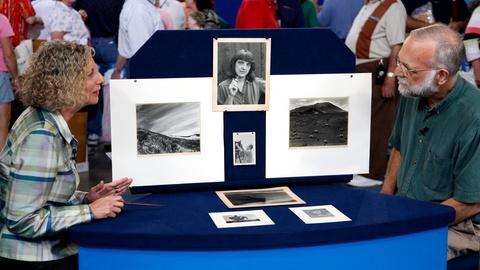 Antiques Roadshow -- S14 Ep8: Appraisal: Edward Weston Vintage Photographs, ca. 1
