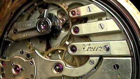 Antiques Roadshow -- S16 Ep26: Appraisal: Wrist Watch & Pocket Watches