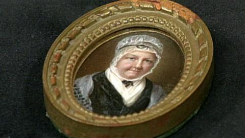 Antiques Roadshow -- S16 Ep26: Appraisal: 1823 Anna Peale Miniature Painting