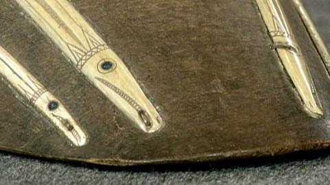 Antiques Roadshow -- S16 Ep26: Appraisal: Eskimo Hunting Helmet,  ca. 1820