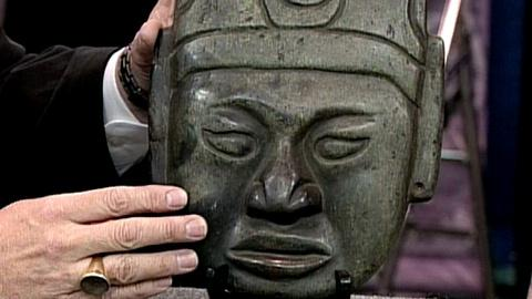 Antiques Roadshow -- S16 Ep27: Appraisal: Pre-Columbian Style Mask