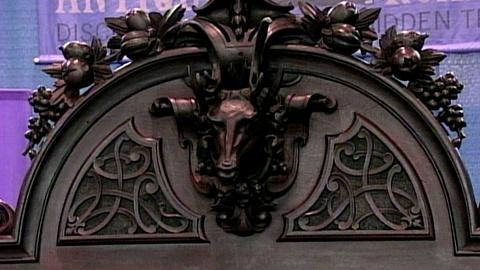 Antiques Roadshow -- S16 Ep27: Appraisal: Victorian Sideboard