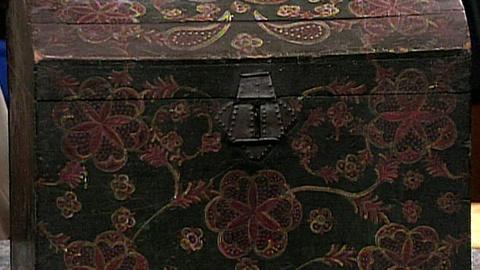 Antiques Roadshow -- S16 Ep27: Appraisal: Pennsylvania-German Box