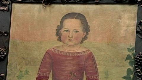 Antiques Roadshow -- S16 Ep27: Appraisal: Folk Art Portrait, ca. 1845